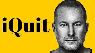 Jony Ive's Journey at Apple & Why he's Leaving