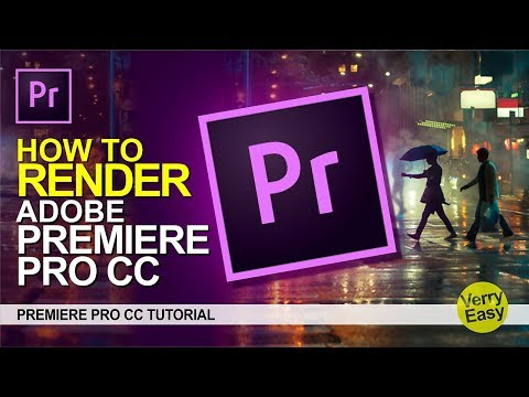 How to Render Adobe Premiere Pro CC - Premiere Pro Tutorial   I  Cara Render by Particle Studio thumbnail