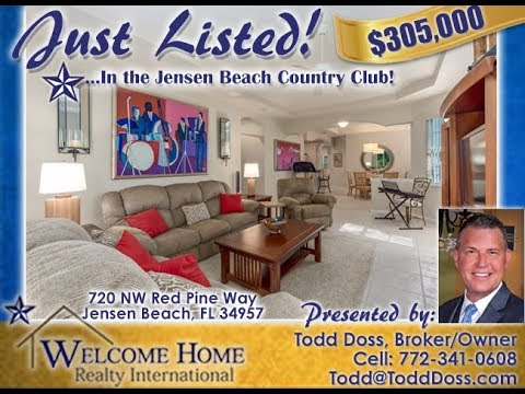 720 NW Red Pine Way, Jensen Beach, FL 34957