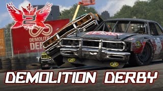 GRID 2 - PS3/X360/PC - Demolition Derby (Trailer)