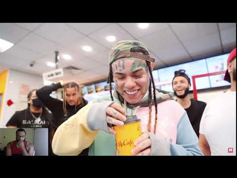 REACTION To 6IX9INE - PUNANI (Official Music Video)😕👌