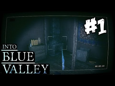 Into Blue Valley | Walkthrough Gameplay | Part 1 (Commentary)