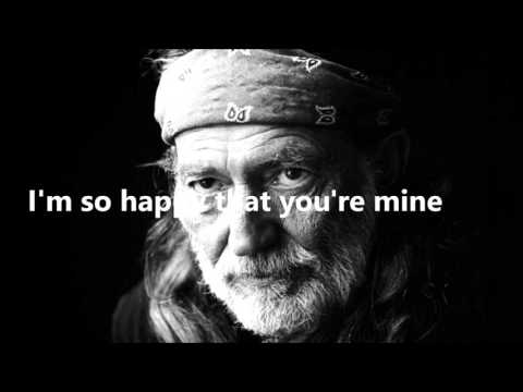 Always On My Mind  WILLIE NELSON (with lyrics)
