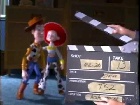Disney - Pixar's Toy Story 2 Bloopers de los Titulos - Audio latino - Buena Calidad