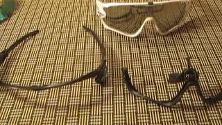 How to customize Oakley Jawbreaker