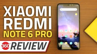 Xiaomi Redmi Note 6 Pro Review | A Worthy Successor?