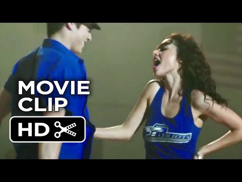 Bravetown Movie CLIP - Salsa Number (2015) - Lucas Till, Laura Dern Movie HD