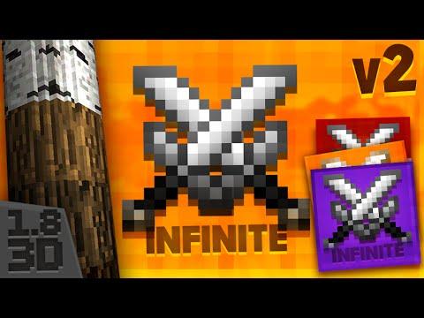 New InFinite 3D Packs (1.8) - Barcode, SolrFlare & Mentally!