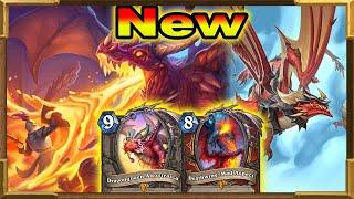 Hearthstone: Control Dragons Warrior   Deathwing, Mad Aspect, Dragonqueen Alexstrasza   Meta Breaker