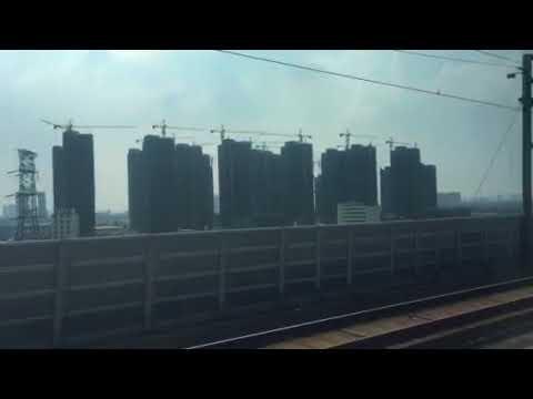 Leaving Hangzhou