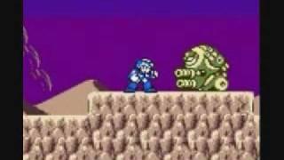 Mega Man Xtreme 2: Intro Stage- No Damage