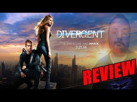 Divergente (2014) - Crítica - Review de John Doe - Shailene Woodley - Theo James