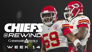Chiefs vs. Patriots Week 14 Recap | Chiefs Rewind