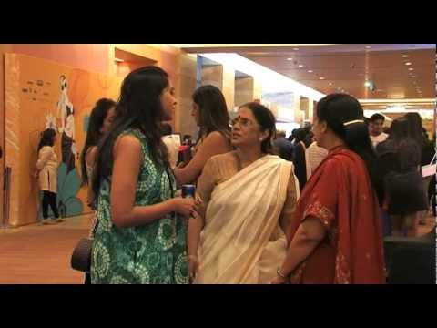 FRANCE 24 : la fashion week de Bombay