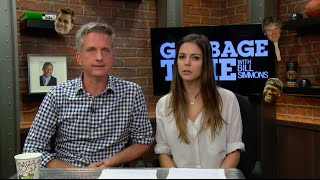 Bill Simmons Takes Over Garbage Time on Back To The Future Day