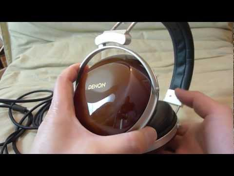 Denon D7000 headphones overview and impressions