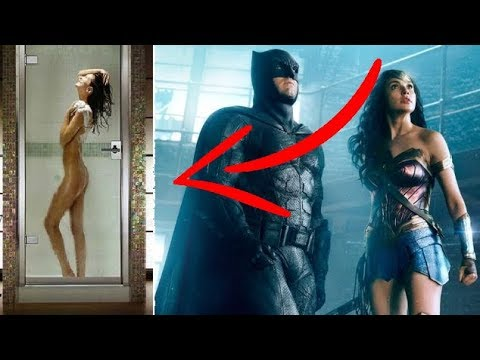 Justice League Leaked Sexy Scene Ft The Batmobile