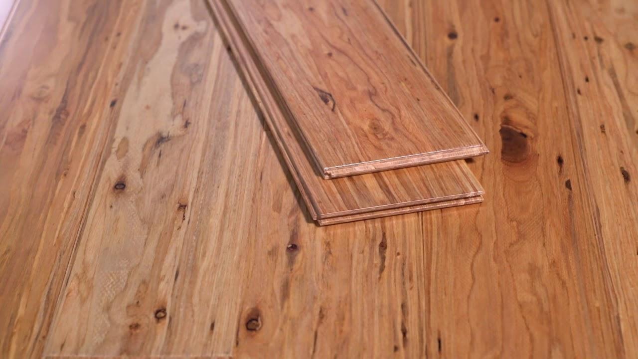 Strand Woven Eucalyptus Flooring