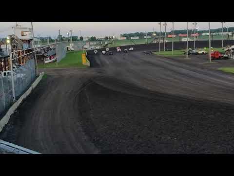 7.6.19 Heat 2 Boone Speedway