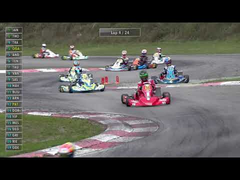 #DKM2019: Deutsche Kart-Meisterschaft Ampfing DKM Finale 1