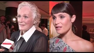 The Girl With All The Gifts – Interviews inc Glenn Close,  Gemma Arterton, Colm McCarthy, M R Carey,