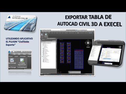 EXPORTAR TABLAS DE