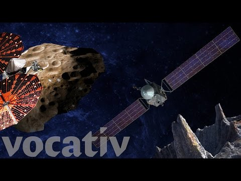 NASA's Newest Missions To Look At Asteroids
