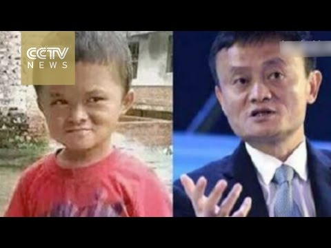 China's richest man Jack Ma sponsors child doppelganger