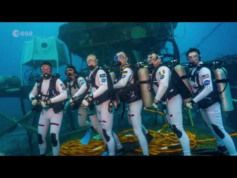 NEEMO 21: An analogue mission to Mars