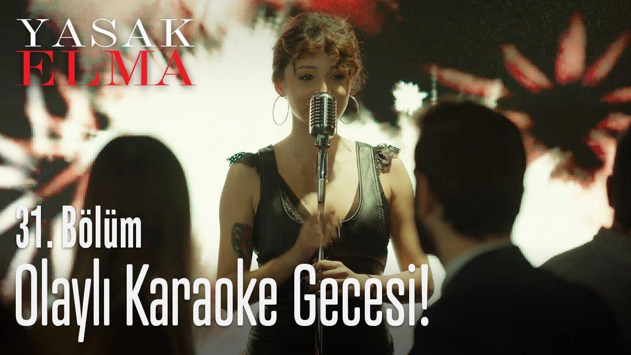 Olaylı karaoke gecesi! - Yasak Elma 31. Bölüm