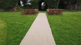 Lindores Abbey Wedding Venue Scotland Humanist Society Scotland Gary Smith Humanist Celebrant