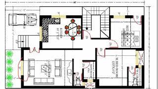 27x46 feet BEST HOUSE PLAN