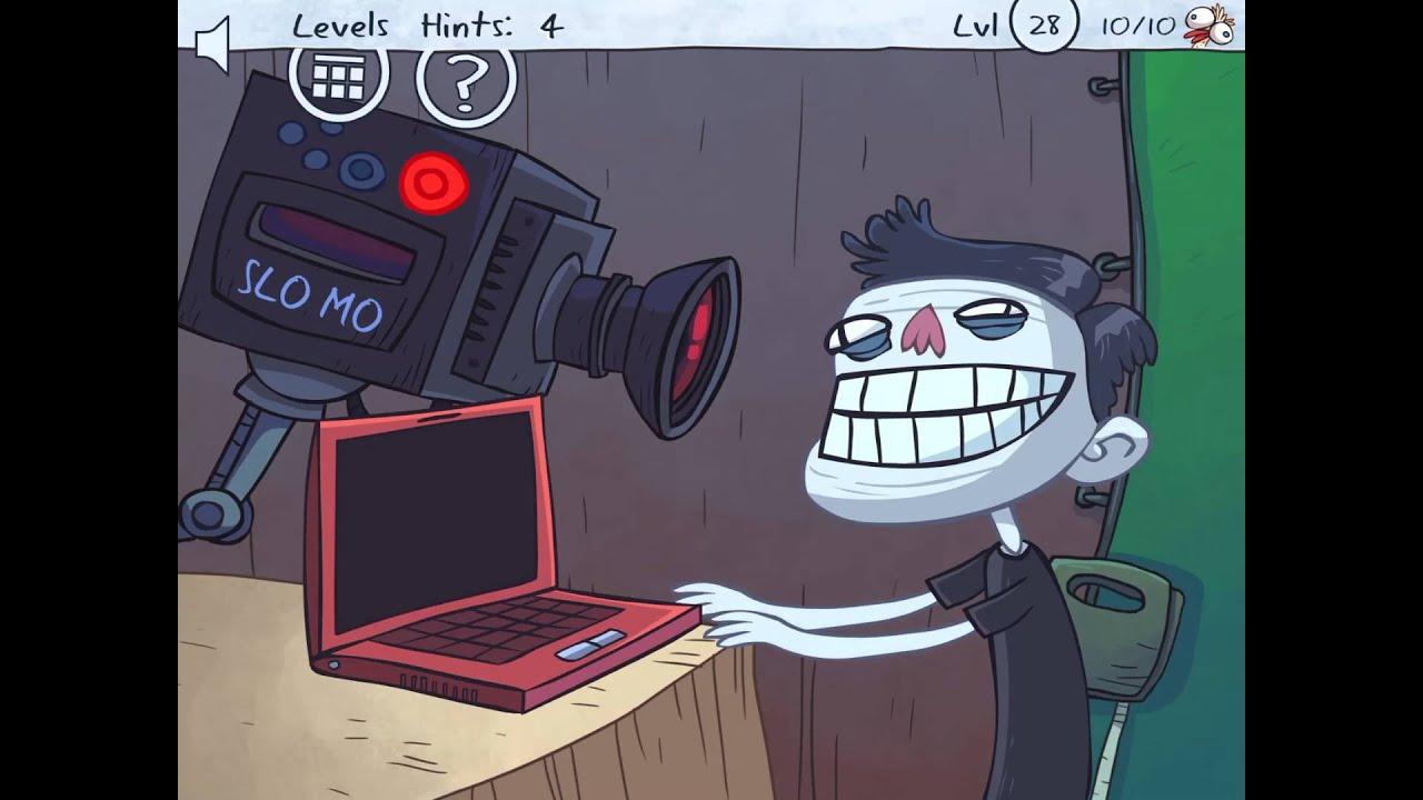 maxresdefault troll face quest video memes level 28 walkthrough youtube,Trollface Quest Meme