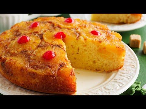 recette:-gâteau-à-l'ananas-et-aux-amandes