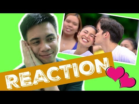 """ABS-CBN Christmas Station ID 2017 """"Just Love Ngayong Christmas""""   REACTION   Jera Gallero"""