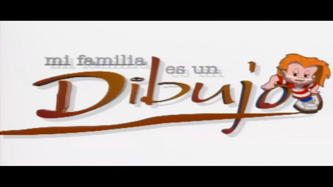 Mi Familia Es Un Dibujo Capitulo 4 Primera Temporada Audio