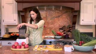 Curry Waldorf Salad: Raw Food Recipe