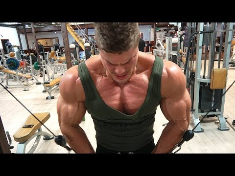 Classic Chest Workout - TECHNIQUES for MASS
