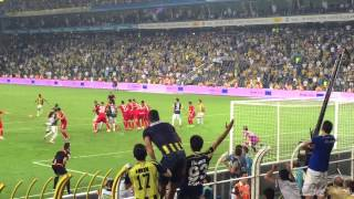 Luis Nani | Fenerbahçe - Antalyaspor Frikik Golü