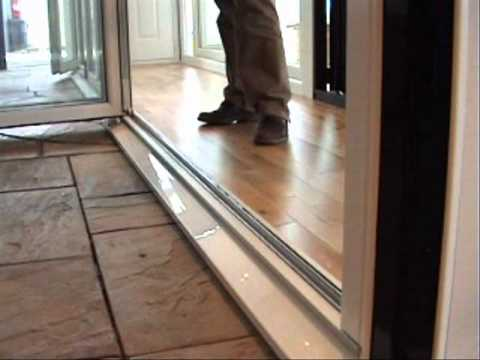 Slimline UPVC Bifold Doors - YouTube