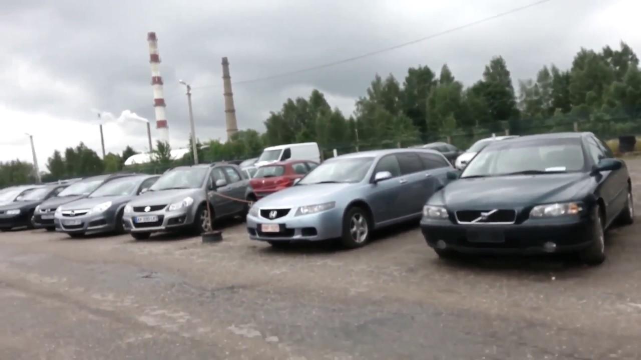 Польский авторынок. Цены на б\у автомобили в Польше. Цены на .