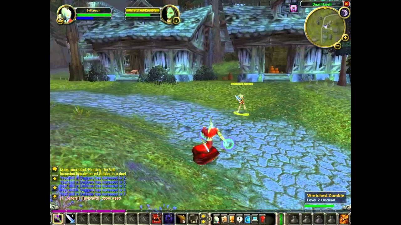 Wow undead rogue leveling guide level 10-20 youtube.