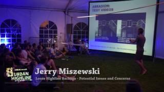 Loose Highline Backups - Jerry Miszewski | UHF 2016
