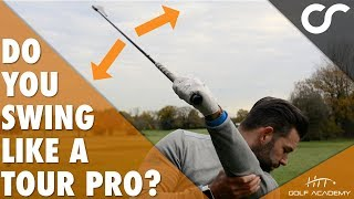 TRANSITION - COULD YOU BE SWINGING LIKE A TOUR PRO?