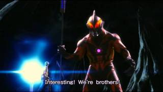 [ENG SUB] Ultra Galaxy Legend The Movie part 5