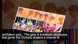 Olympic Figure Skaters To Perform To K-Pop Songs At 2018 PyeongChang Winter Olympics Gala