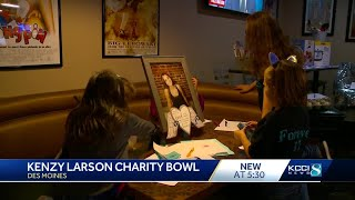 Kenzy Larson's legacy lives on through birthday fundraiser