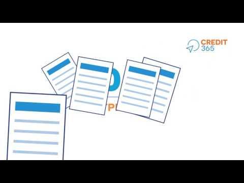Credit365   денежный займ через интернет в один клик