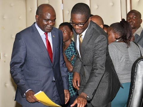 Ezra Chiloba's alleged involvement in the annulled presidential election