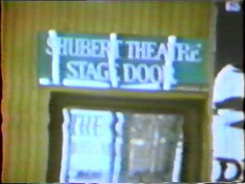 Chorus Chaos BROADWAY A Vintage-Retro Documentary FINALE by Cheryl  Clark